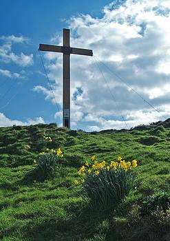 Chevin Cross by Steve Watson