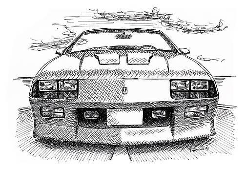 Chevrolet Caramo Z28 by Milan Surkala