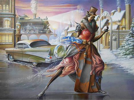 Chevrolet for Lucrecia by Oleg  Osipoff