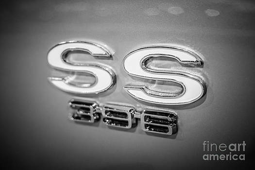 Paul Velgos - Chevrolet SS 396 Emblem
