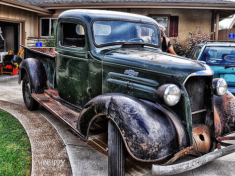 Chevrolet Truck by Bob Winberry