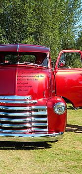Nicki Bennett - Chevrolete Vintage Truck John 3 16
