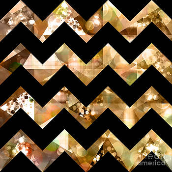 Chevron Refractions by The DigArtisT