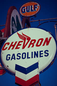 Chevron by Tony Santo
