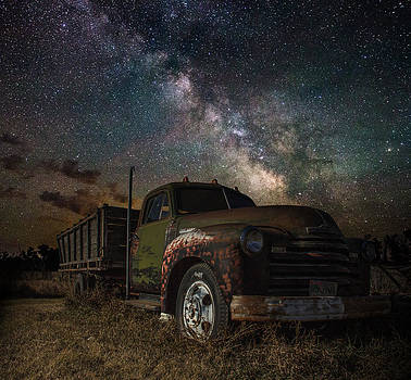 Chevy by Aaron J Groen
