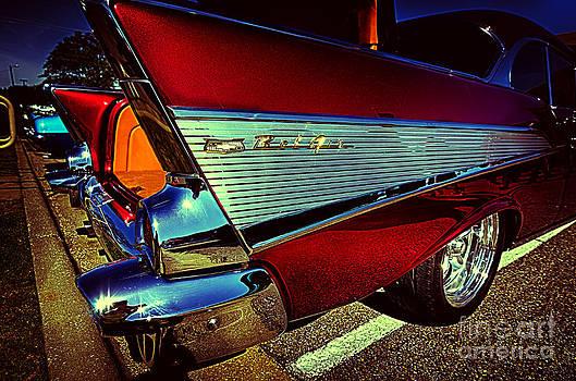 Danny Hooks - Chevy Bel Air Vintage Car