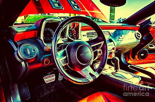 Danny Hooks - Chevy Camaro Interior