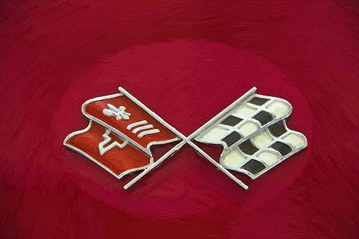 Chevy Flags by John Hix