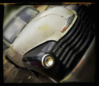 Chevy Grille by Bradley R Youngberg