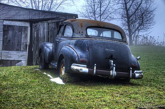 Chevy Runs Deep by David Simons