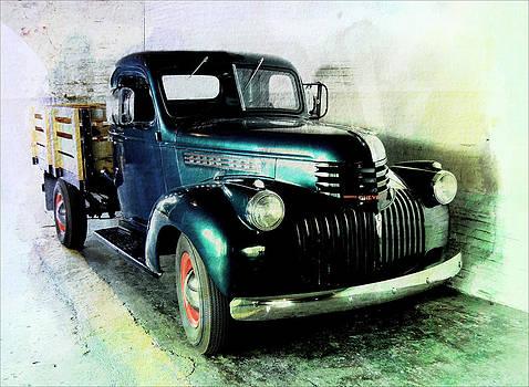 Regina Arnold - Chevy Truck