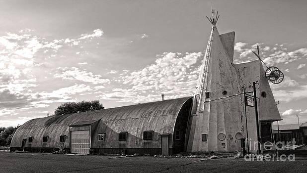 Gregory Dyer - Cheyenne Wyoming Teepee - 02
