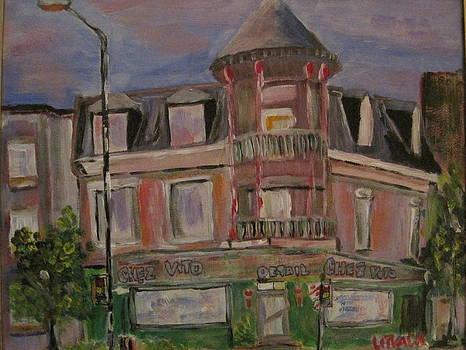 Chez Vito by Michael Litvack