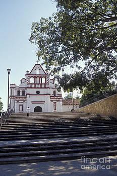 John  Mitchell - CHIAPA DE CORZO CHURCH Mexico