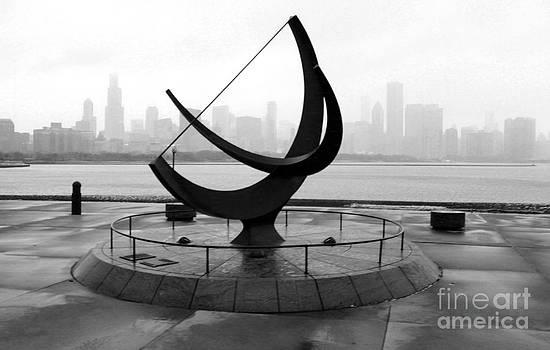 Gregory Dyer - Chicago Adler Planetarium City View