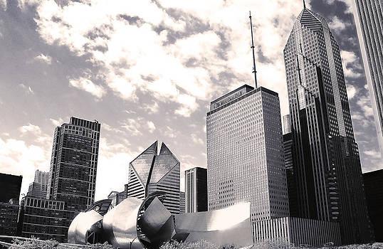 Milena Ilieva - Chicago Architecture