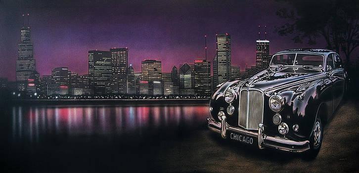 Chicago Bentley by Bill Jonas
