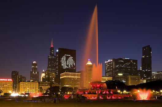 Chicago BlackHawks  by Patrick  Warneka
