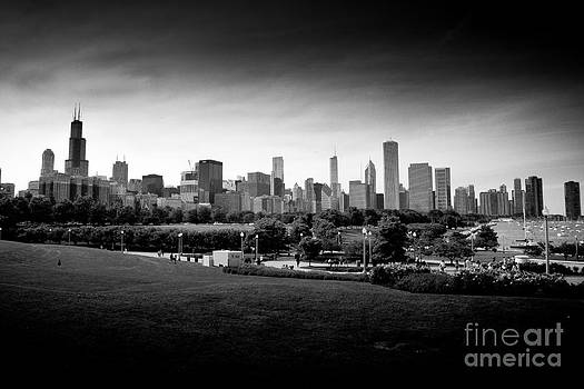 Chicago BW by Jason Feldman