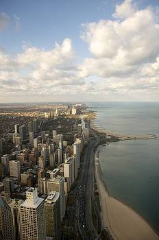 Chicago From Above by Sheryl Thomas