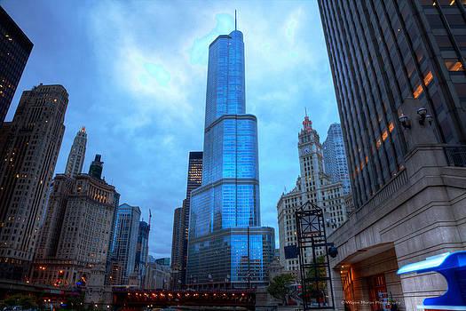 Wayne Moran - Chicago Heart of the City