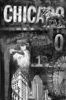Chicago Memories in Black and White by Joseph Catanzaro