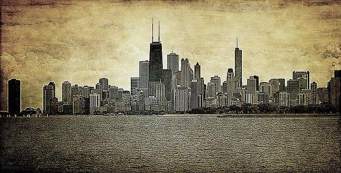 Milena Ilieva - Chicago on Canvas