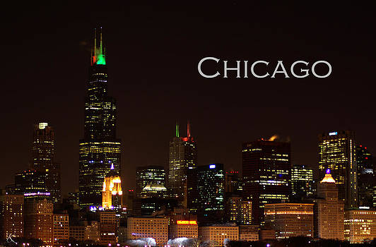 Chicago Regular by Kelly Smith
