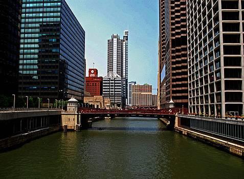 Gary Wonning - Chicago River