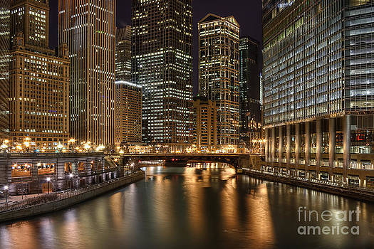 Chicago River by Scott Wood