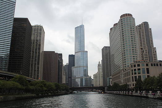 Chicago RIver Tour by Deanna King