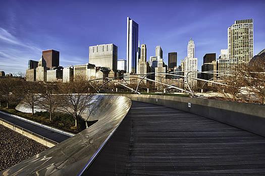 Sebastian Musial - Chicago Skyline at Sunrise
