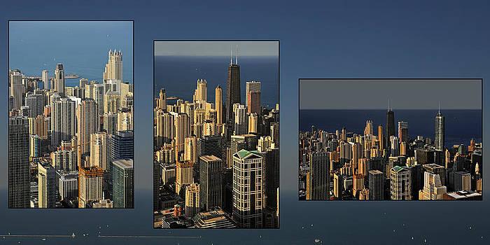 Christine Till - Chicago Skyline from Willis Tower