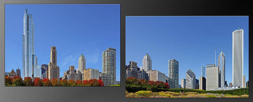 Christine Till - Chicago Skyline of Superstructures