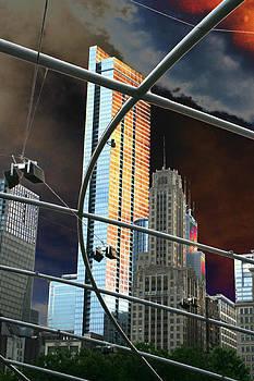 Chicago Skyline by Paul Szakacs