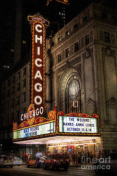Chicago Theater Color by Jason Feldman