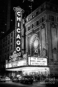 Chicago Theater by Jason Feldman