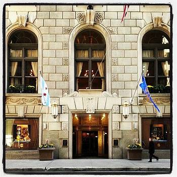 Chicago Union League Club by Katie Basil