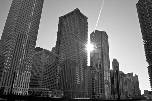 Chicago Wacker Dr by Galexa Ch