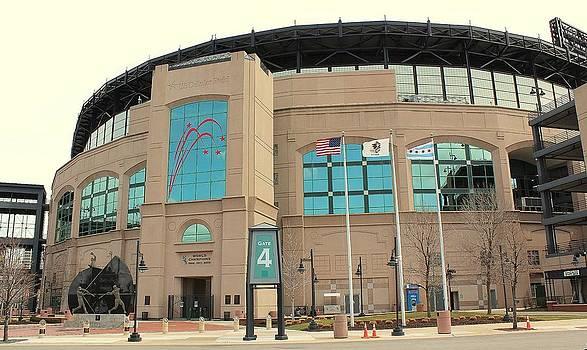 Rosanne Jordan - Chicago White Sox Cellular Field