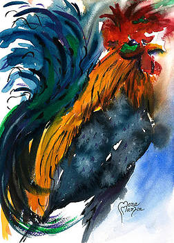 Chick Magnet by Ramona Martin