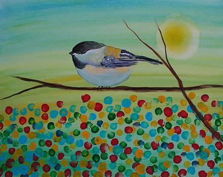 Chickadee by Alma Yamazaki