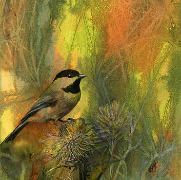 Chickadee Chickadee by Katey Sandy