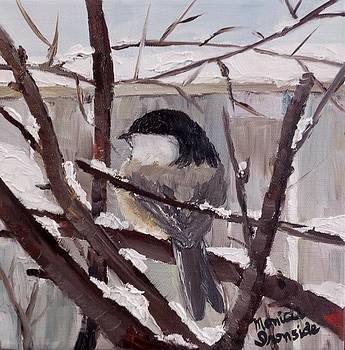 Chickadee-dee-dee by Monica Ironside