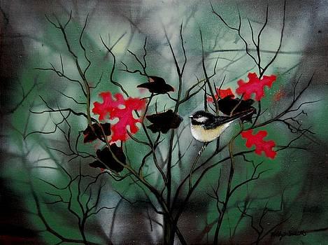 Chickadee by Holly Smith