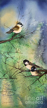 Chickadees' Song by Donlyn Arbuthnot