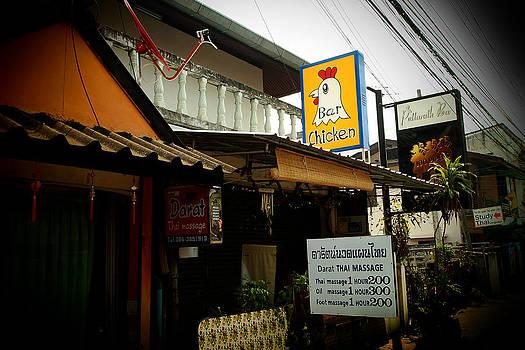 Chicken Bar Chiang Rai by Duane Bigsby