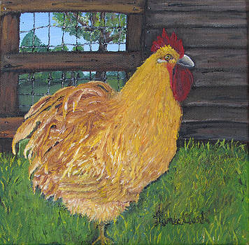 Chicken Charlie by Linda Clark