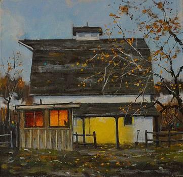 Chicken House by Greg Clibon