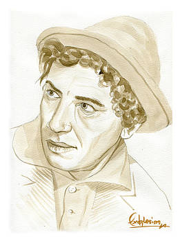 Chico Marx by David Iglesias